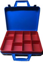 Набор LEGO 790 Suitcase with Trays, Blue (empty)