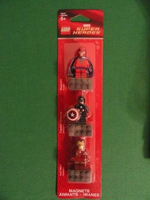 Набор LEGO 850508  Marvel Super Heroes magnets