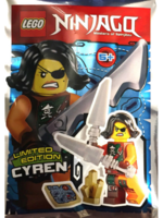 Набор LEGO 891614 Cyren the Sky Pirate foil pack