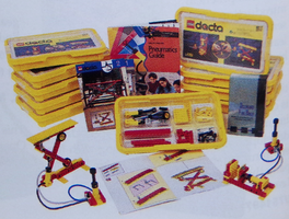Набор LEGO 900022 Pneumatics I: Introduction to Air Power Class Pack