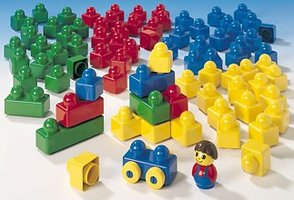 Набор LEGO 9005 Stack 'n' Learn Building Blocks