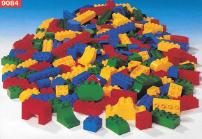 Набор LEGO 9084 More Lego Duplo Bricks