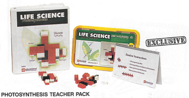 Набор LEGO 909742 Photosynthesis Teacher Pack
