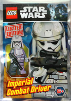 Набор LEGO 911721 Imperial Combat Driver foil pack