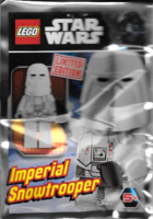 Набор LEGO 911726 Imperial Snowtrooper foil pack