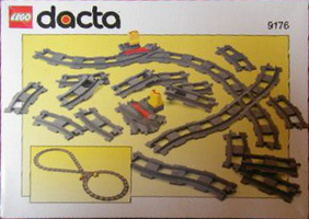 Набор LEGO 9176 DUPLO Train Track Package