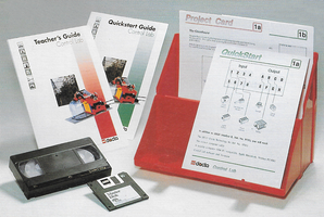 Набор LEGO 953002 Control Lab Curriculum Pack (Acorn Archimedes)