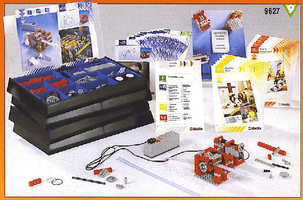 Набор LEGO 9627 Technology Group Activity Set