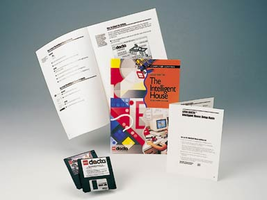 Набор LEGO 9710 Intelligent House Activity Pack (Macintosh)