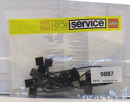 Набор LEGO 9887 Connecting Leads (9V)