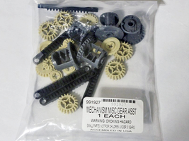 Набор LEGO 991927 Mechanism Miscellaneous Gear Assortment