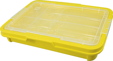 Набор LEGO 9924 Small Yellow Storage Bin