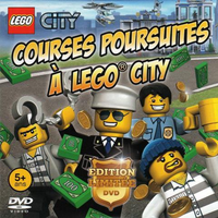 Набор LEGO CITYDVD Mini Movie Collection DVD