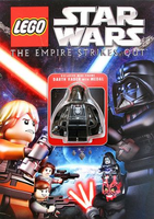 Набор LEGO darthvader Darth Vader with Medal - The Empire Strikes Out Promotional Card (New York Toy Fair 2013 Exclusive)