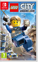 Набор LEGO LCUNS Lego City Undercover (Nintendo Switch)