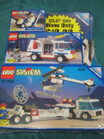 Набор LEGO VP-13 Launch Command Value Pack - (6336 6516 6614)