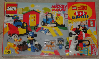 Набор LEGO VP-16 Disney's Mickey Mouse Duo Pack