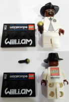 Набор LEGO william Lego Education Will.i.am Minifigure